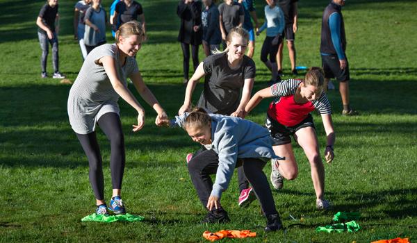 Sport og idræt på højskole