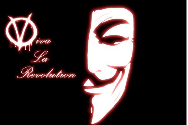 Viva La Revolution 600 x 400