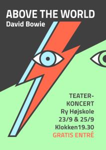 David Bowie teaterkoncert